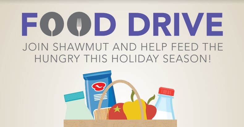 shawmut food drive