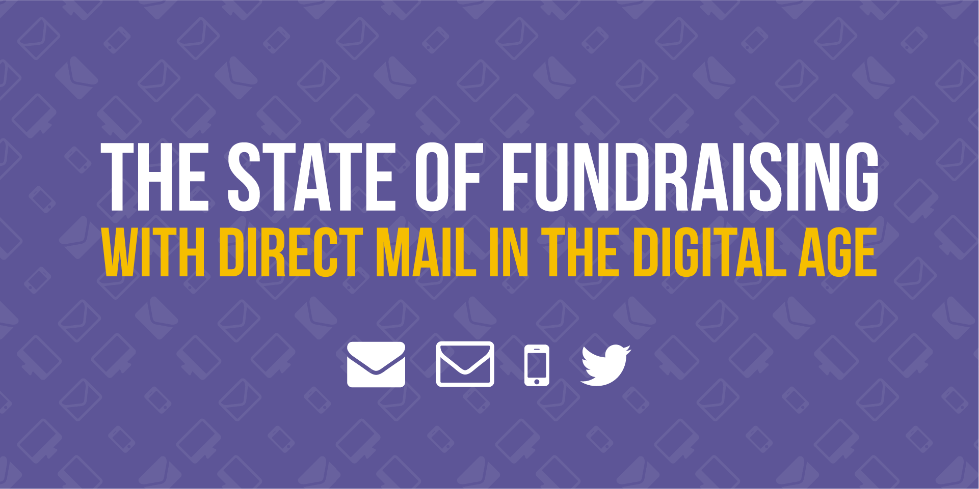 direct mail fundraising infographic