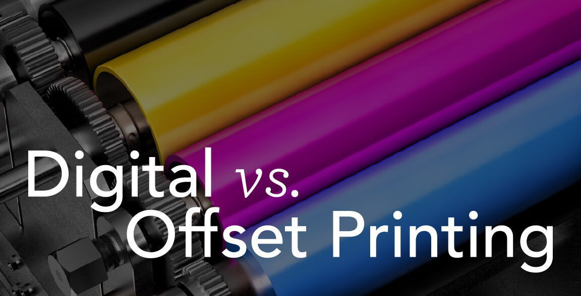 digital vs offset printing