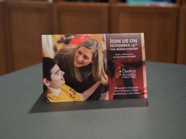 giving tuesday fundraising mailer