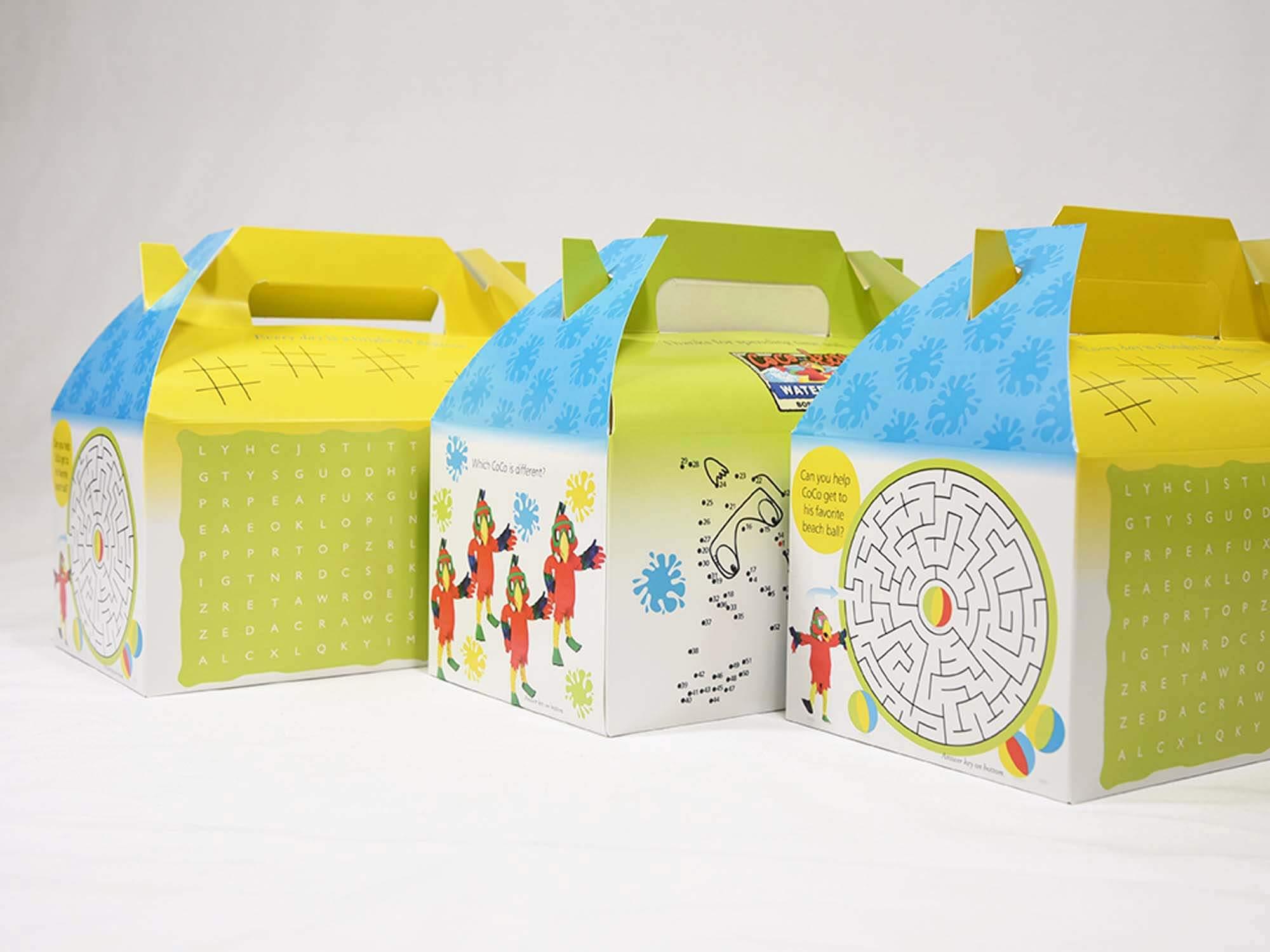 dimensional packaging