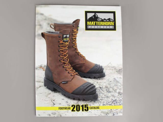 matterhorn footwear retail catalog