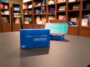 OBP dimensional sample box