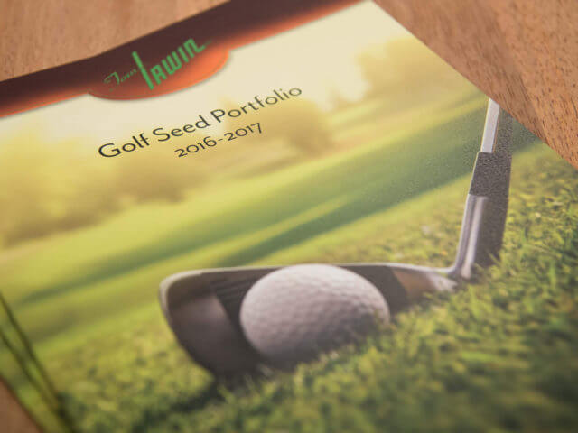 sports turf and golf catalog