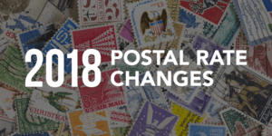 2018 Postal Rate Changes