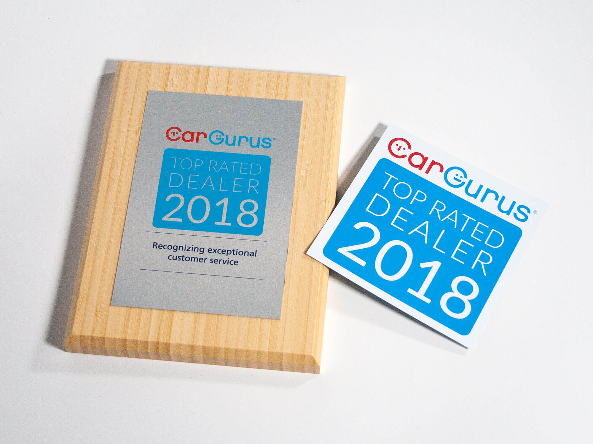 Car Gurus Dealer >> Cargurus Top Rated Dealer Award Kit 2018 Shawmut Communications Group