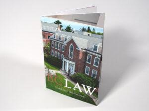 Boston College Law Viewbook