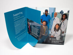 MGH Center for Diversity and Inclusion Die-Cut Mailer